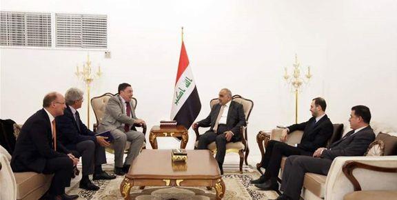 عراق بخشی از سیستم تحریمهای آمریکا علیه ایران نیست