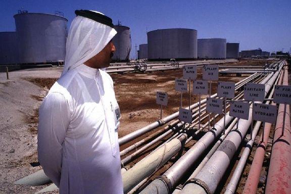 کوچک شدن اقتصاد عربستان در پی کاهش تولید نفت