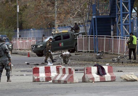 وقوع انفجاری بزرگ در شرق کابل