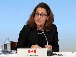 مخالفت کانادا با بازگشت روسیه به گروه 7