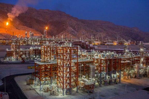 پالایشگاه گاز ایلام از افزایش فروش گوگرد خبر داد