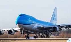 شرکت هواپیمایی KLM هلند پروازهای خود به ایران را متوقف میکند