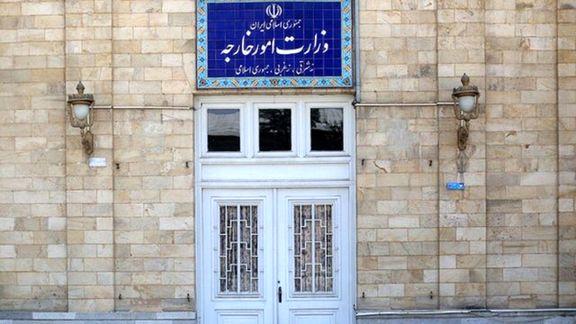 عباس موسوی سخنگوی وزارت خارجه درخواست کرد تا دلیل اتفاقات در دریای عمان بررسی شود