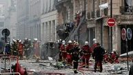انفجار فرانسه 20 زخمی برجای گذاشت
