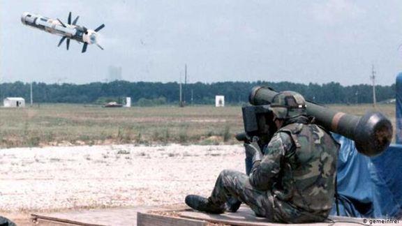 اوکراین تسلیحات جدید آمریکا را خرید