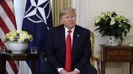 انتقاد تند ترامپ علیه صحبت های مکرون درباره ناتو