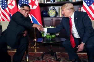 دیدار رهبران آمریکا و کره شمالی در اواخر ماه فوریه