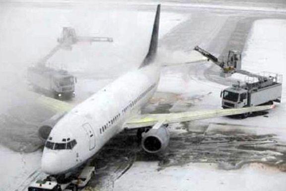 فرودگاه مهرآباد از لغو شدن تمام پروازها خبر داد