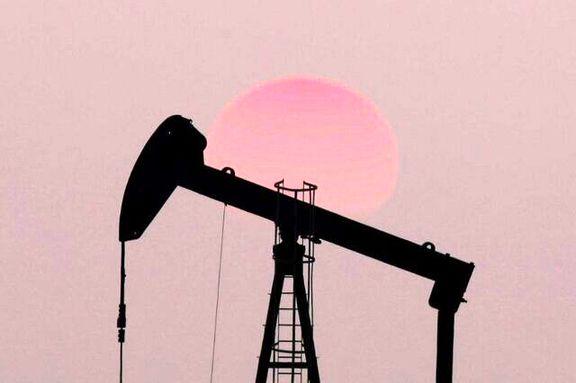 قیمت نفت 15 سنت کاهش یافته است