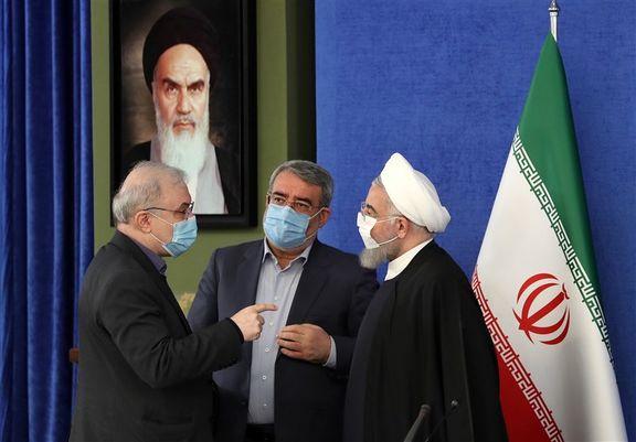 روحانی با پیشنهاد وزیر بهداشت برای توقف سفرهای هوایی و زمینی به ترکیه مخالفت کرد