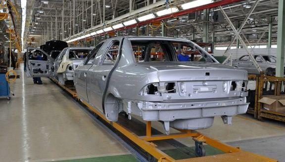 تولید خودرو در فروردین ماه 17.5 درصد افزایش یافت