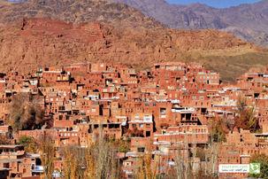 ابیانه در زمره استثنایی ترین روستاهای ایران+ عکس