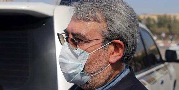 ابتلای وزیر کشور به کروناویروس و بستری در بیمارستان
