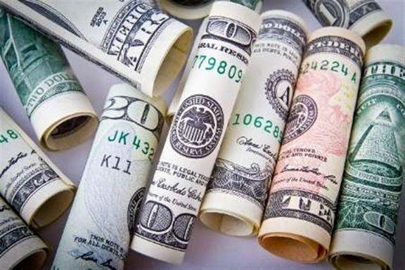 جدیدترین قیمت ارز/ کاهش نرخ دلار