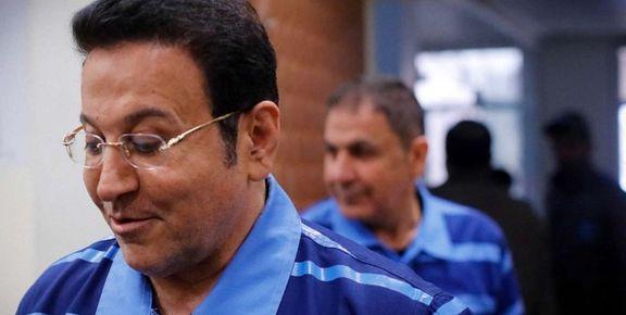 شروع جلسه دادگاه عابر بانک پرسپولیس/ حسین هدایتی وارد دادگاه شد