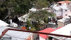سربازان شورشی در ونزوئلا دستگیر شدند
