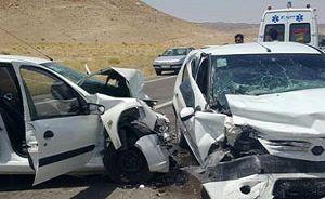 سه تصادف در محورهای مواصلاتی جم  شهرستان جم /  دو کشته و 15 مصدوم بر جا گذاشت