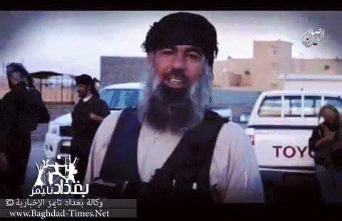 ابوخلدون معاون البغدادی در عراق بازداشت شد