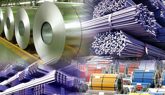 تالار محصولات صنعتی و معدنی میزبان ۱۳۱ هزار تن میلگرد و تیرآهن