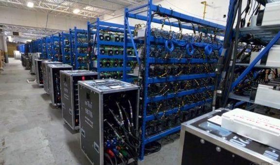 یک مزرعه غیرمجاز استخراج بیتکوین در چیتگر کشف شد