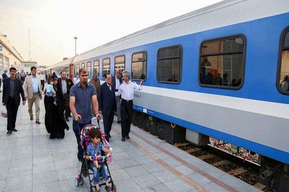پیش فروش بلیت قطارهای مسافری برای مهر ماه آغاز شد