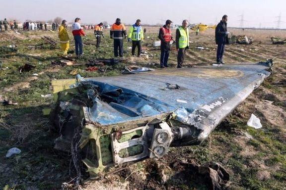 سازمان هواپیمایی گزارش نهایی سانحه هواپیمای اوکراینی را امروز منتشر می کند