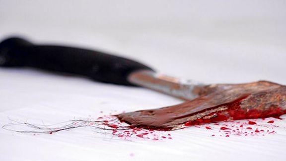 یک مرد با تبر سر همسر خود را از بدن جدا کرد / همسر مرد مربی مهد کودک بود