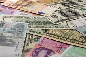 کاهش یورو در مقابل افزایش دلار دولتی