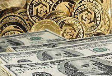 قیمت سکه و ارز در 17 اردیبهشت/ ورود دلار به کانال ۱۵ هزار تومان
