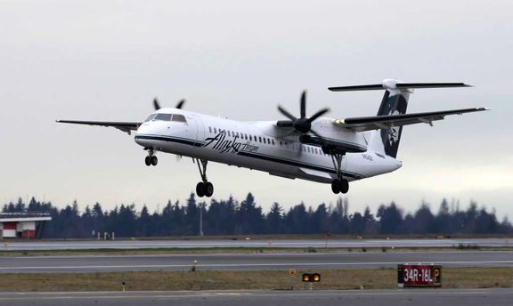 هواپیمای آمریکایی ربوده شده  سقوط کرد