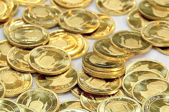 قیمت سکه امروز به 12 میلیون و 500 هزار تومان رسید