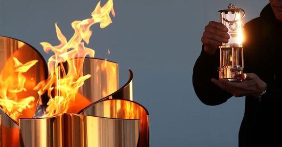 مشعل المپیک به زودی در معرض دید عموم قرار خواهد گرفت