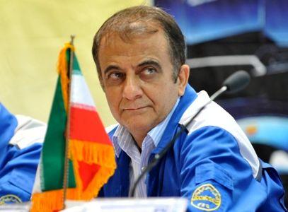 هاشم یکه زارع از ایران خودرو برکنار شد