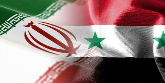 لزوم همکاری اقتصادی ایران و سوریه برای کاهش اثرات جنگ اقتصادی
