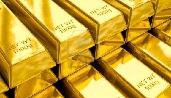 قیمت طلا کاهشی شد/ هر اونس ۱۳۳۰ دلار و ۹۹ سنت