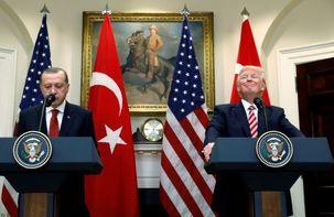 چشمه صلح منجر به دیدار اردوغان و ترامپ شد
