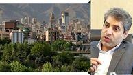 بیشترین دلیل افزایش میانگین  قیمت مسکن در تهران قیمت مسکن در منطقه یک است