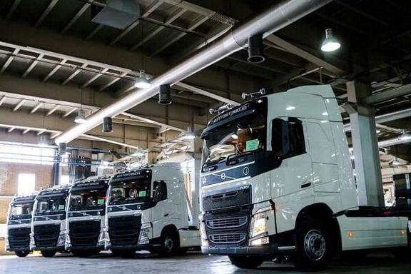 اولتیماتوم به واردکنندگان کامیون اروپایی برای ترخیص