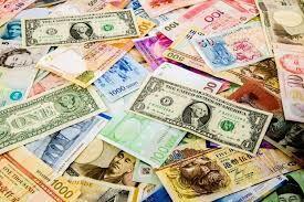 کاهش ارزش ارزهای مختلف در برابر دلار