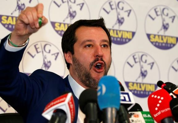 حزب لیگ ایتالیا و جنبش پنج ستاره بر سر تشکیل دولت ائتلافی ایتالیا به توافق رسیدند