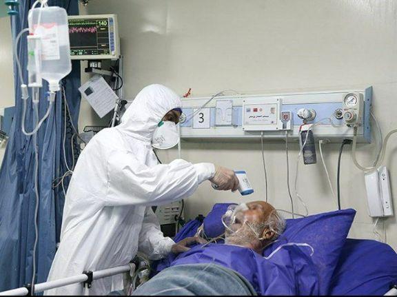 فوت ۱۶۵ نفر در شبانه روز گذشته بر اثر کرونا