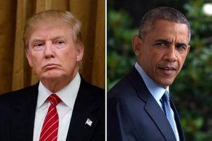 ترامپ به دولت پیشین آمریکا حمله کرد/  عکسهای کودکانی در قفس در دوران اوباما را به یاد بیاوررید!