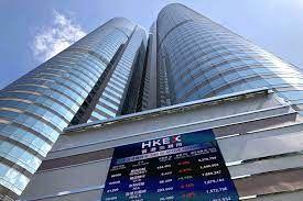 سقوط سنگین بورس هنگکنگ با کاهش شدید سهام بزرگترین شرکت ساختمانی چین