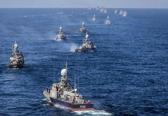 دشمنان مبهوت اقتدار دریایی جمهوری اسلامی ایران هستند