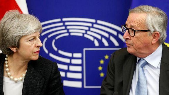 ترزا می با اتحادیه اروپا به توافقی جدید دست یافت