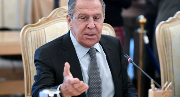 سرگی لاوروف: روابط آمریکا و روسیه در حال حاضر مسموم شده است