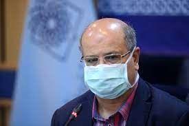 زالی: تهران همچنان بستری بیش از ترخیص/  ۲۰۰۰ بستری در برابر ۱۶۰۰ ترخیص