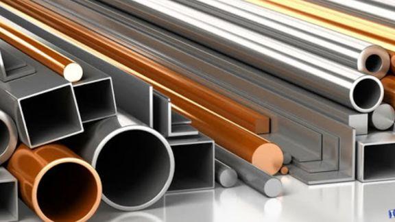 افزایش قیمت انواع فلزات اساسی در بازارهای جهانی
