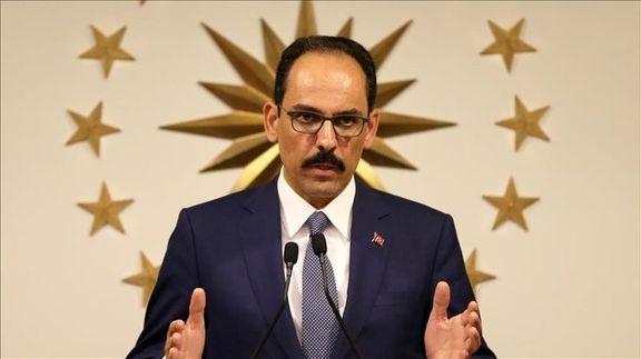 سخنگوی آنکارا: کنگره آمریکا نمی تواند ترکیه را به خاطر خرید اسلحه از روسیه تحریم کند