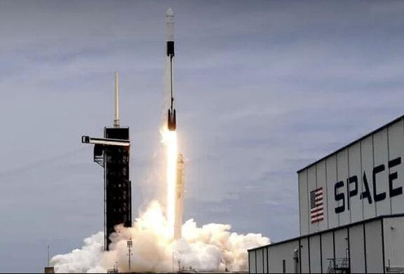 اسپیس ایکس ماهواره تبلیغاتی به فضا می برد
